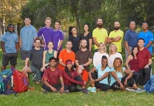 Amazing Race 32 Cast