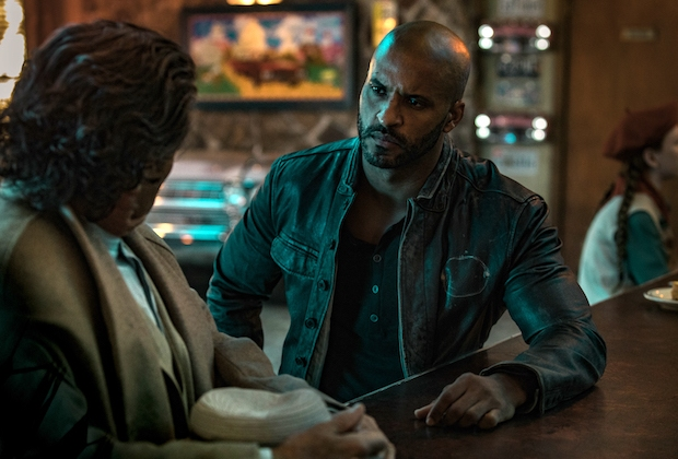 American Gods Cancelled at Starz