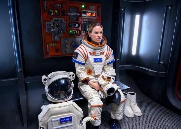 Away Hilary Swank Netflix Astronaut Drama