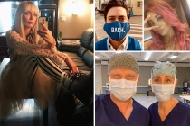 TV Stars Back at Work: Photos From Batwoman, Grey's Anatomy, SVU, Riverdale, The Good Doctor and More