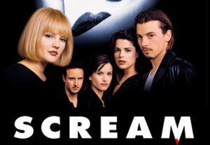 CBS SUnday Movies Scream Star Trek