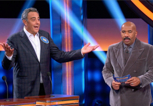 Celebrity Family Feud Video