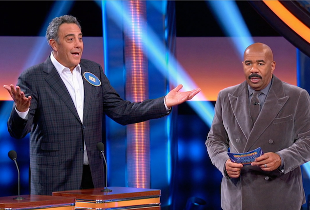 Celebrity Family Feud Returns With a 'Long [Bleep]' and a Flirty Kathie Lee — Watch Three Saucy Sneak Peeks
