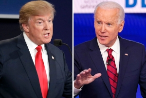 Presidential Debate Live Stream: Trump vs. Biden in First Face-Off