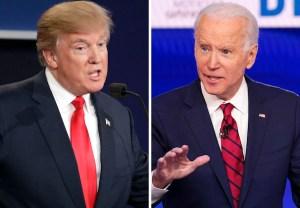 Donald Trump and Joe Biden Debate Video