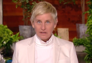 Ellen DeGeneres Statement - Sept. 21 Monologue