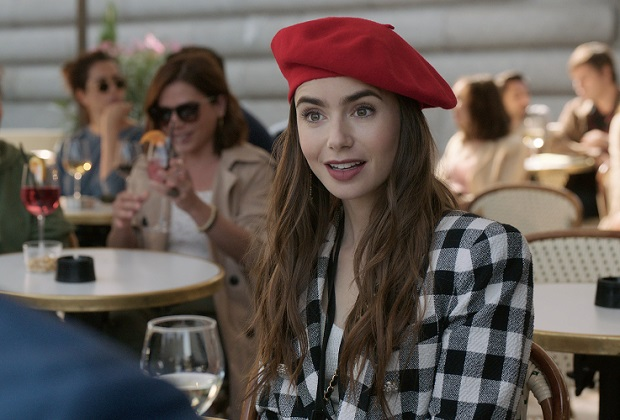 Emily in Paris': Lily Collins Previews Season 1 of Netflix Comedy | TVLine