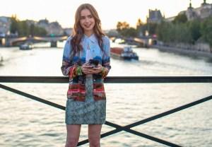 Emily in Paris Premiere Recap