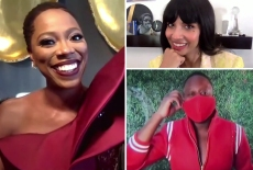 Emmys 2020 Virtual Red Carpet Photos: TV Stars Go Glam From Home