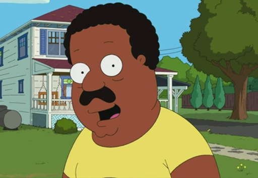 Family Guy Cleveland Voice