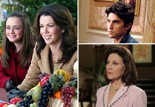 Gilmore Girls Characters Ranked
