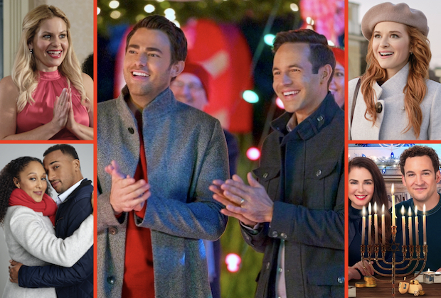 Hallmark Channel Christmas Movies