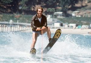 Happy Days Jump the Shark