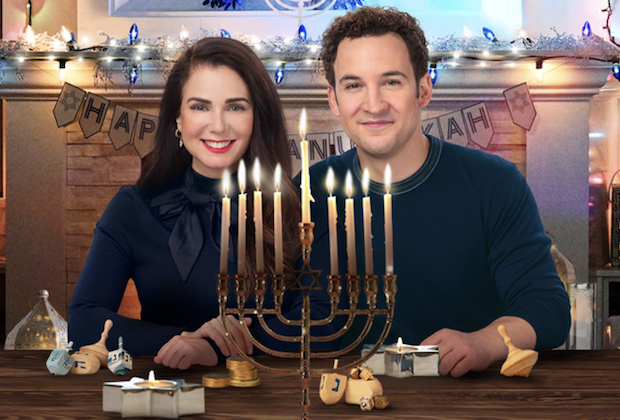 Hallmark Channel Hanukkah Movies