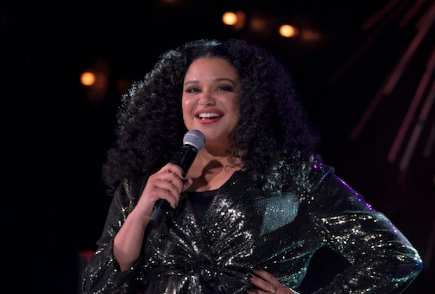 Michelle Buteau First Wives Club Season 2 Interview Comedy Special Netflix