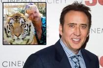 Nicolas Cage-Led Joe Exotic Series Not Moving Forward at Amazon