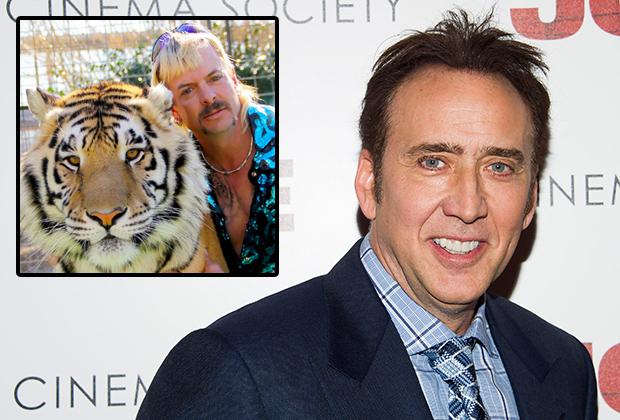 Joe Exotic Nicolas Cage Amazon