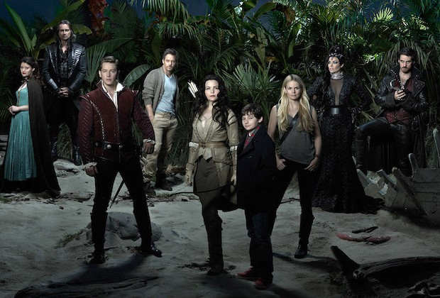 Once Upon a Time Best Characters