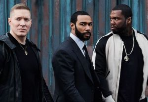 Power Tommy Spinoff Book II Ghost Joseph Sikora
