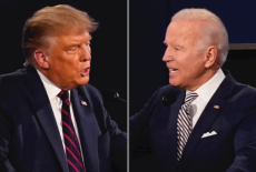 First Presidential Debate Derided as '$#*!show,' 'Dumpster Fire' — Should Remaining Face-Offs Be Scrapped?
