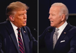 Presidential Debate Trump Biden Poll
