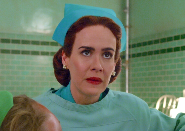 Ratched Netflix Sarah Paulson
