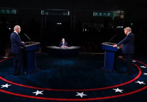 TV Ratings First Trump Biden Debate