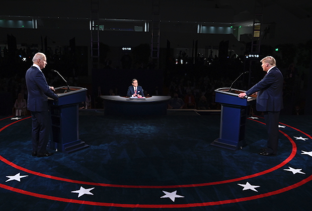 TV Ratings First Trump Biden Debate