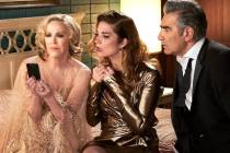 Could Schitt's Creek Return as a Movie? 'It'd Have to Be Really Frickin' Good!'