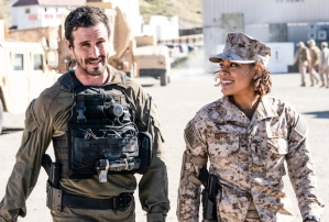 SEAL Team Reiss Davis