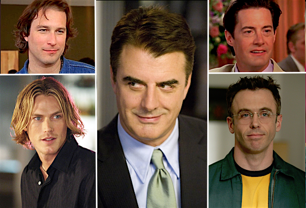 Sex and the City Men Boyfriends Ranked List