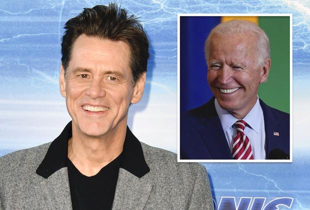 SNL Jim Carrey Joe Biden