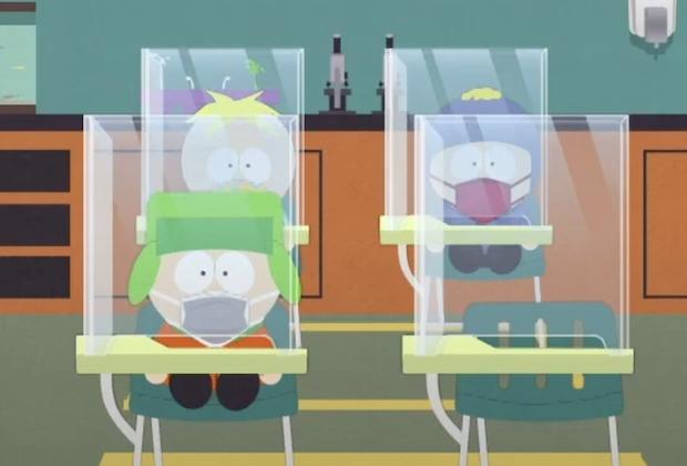 South Park Season 24 Premiere Date Pandemic Special In September Tvline