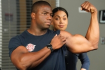 Station 19 Boss Teases a Tough Time Ahead for Dean and Vic in Season 4 -- But a Good One for Maya and Carina