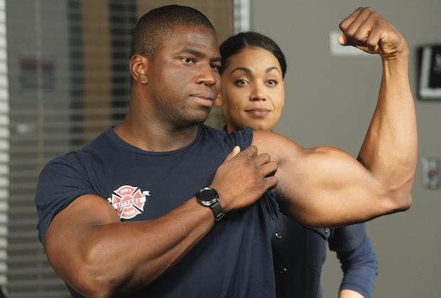 Station 19 Boss Teases a Tough Time Ahead for Dean and Vic in Season 4 — But a Good One for Maya and Carina
