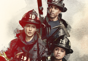 Station 19 Season 3 Poster