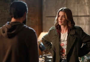 Stumptown Cancelled Season 2 ABC Cobie Smulders
