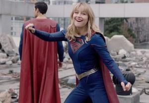 Supergirl Season 5 Gag Reel