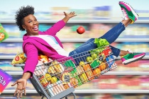 Supermarket Sweep Returns: First Look at ABC's New (and Improved?) Version, Hosted by SNL's Leslie Jones -- Watch