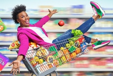 Supermarket Sweep Returns: First Look at ABC's New (and Improved?) Version, Hosted by SNL's Leslie Jones — Watch