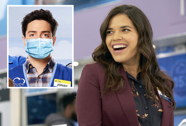 America Ferrera's Superstore Return Extended — Plus, Get a First Look at COVID-Themed Season 6
