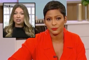 Tamron Hall Denies Allegation That She 'Went Rogue' During Interview With Vanderpump Rules' Stassi Schroeder