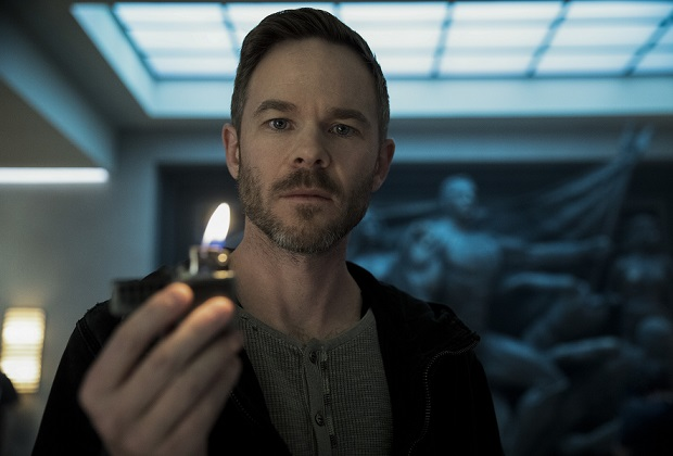 The Boys' Shawn Ashmore Talks Lamplighter vs. Iceman, His 'Pretty Heavy' Role and the Supe's Costume