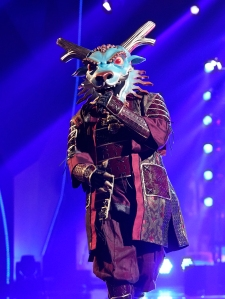 The Masked Singer Busta Rhymes Dragon Season 4 Interview VIdeo