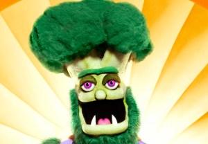 The Masked Singer Season 4 Broccoli Costume Video