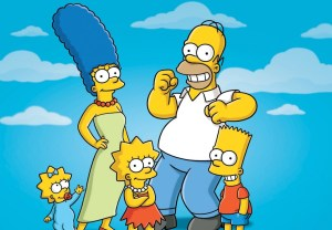 The Simpsons Cast Fox