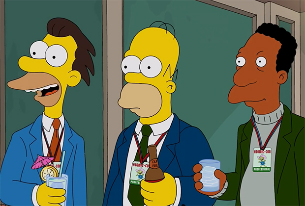 The Simpsons Recast: Better Things Actor Replaces Hank Azaria as Carl