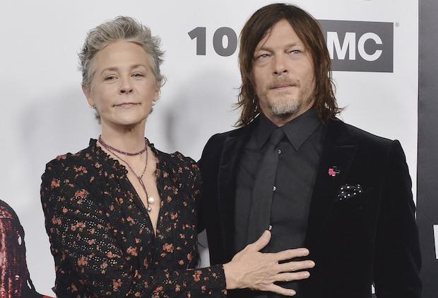 Daryl Carol Walking Dead Spinoff Norman Reedus Melissa McBride
