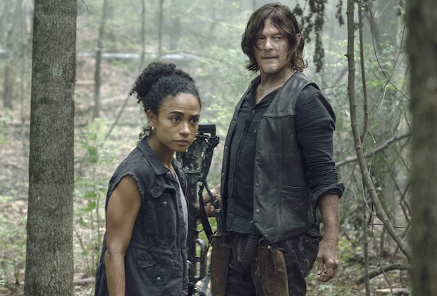 The Walking Dead Showrunner Reminds 'Donnie' Fans That Daryl Still Hasn't Given Up Hope That Connie's Alive