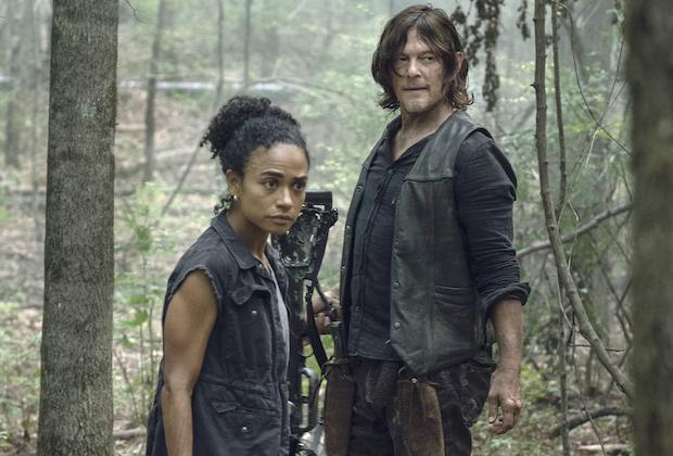 the walking dead season 10 finale spoilers daryl connie alive
